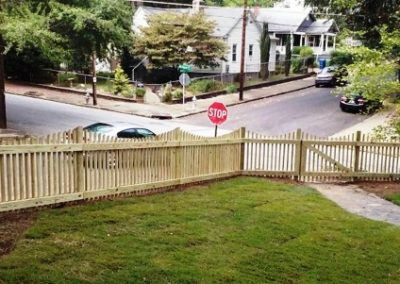 Picket Fence Atlanta