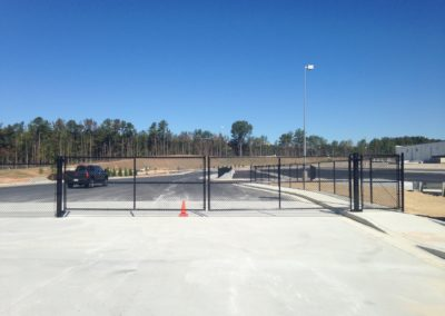 Commercial Security Fence (10)