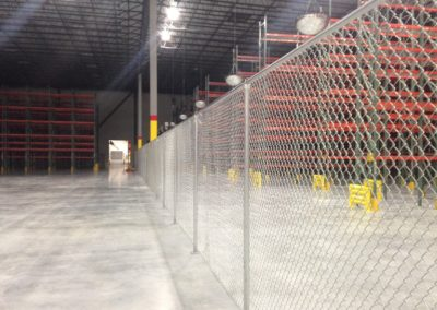 Distribution Center Fencing - Atlanta