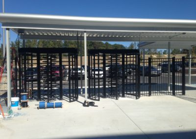 Commercial Security Fence (6)