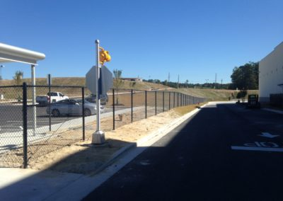 Commercial Security Fence (7)