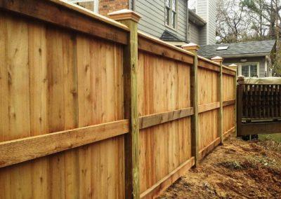 Cedar Fence Atlanta