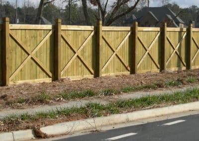 Custom privacy fence Marietta,GA (3)