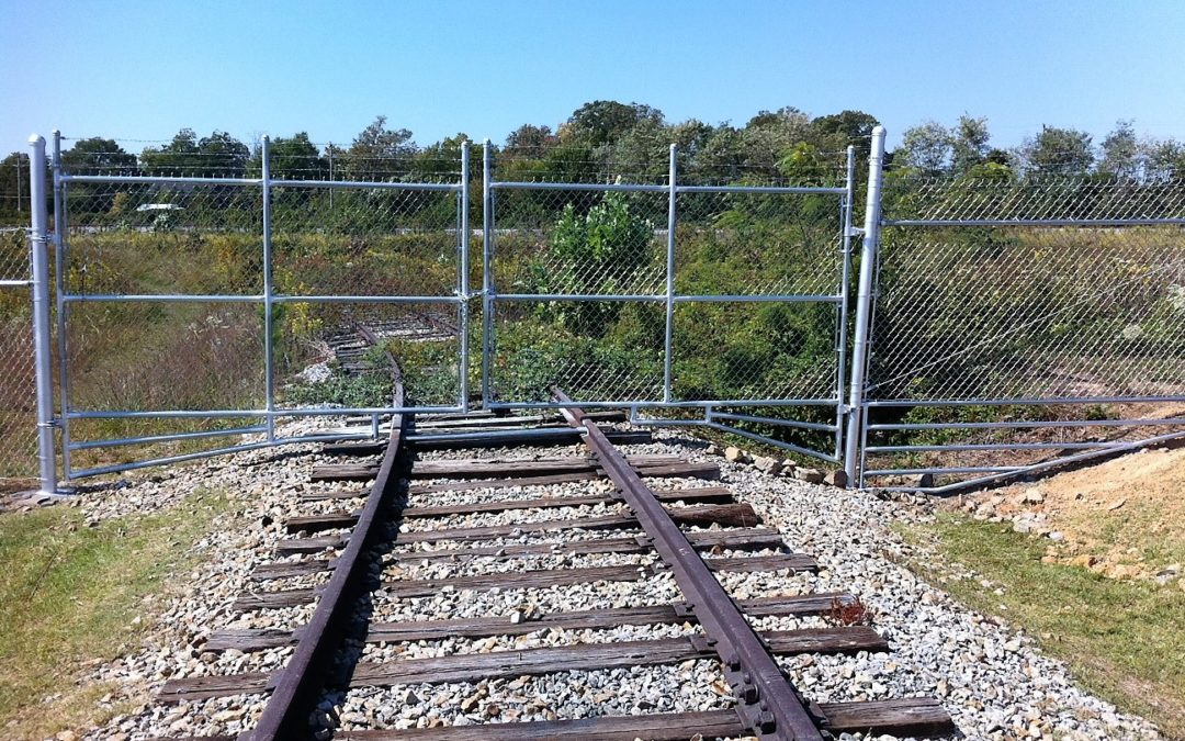 Military Chain Link Fencing – Marietta