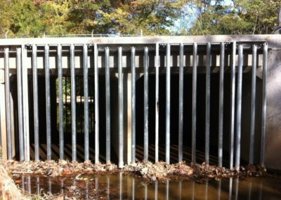 Military Chain Link Fencing - Marietta