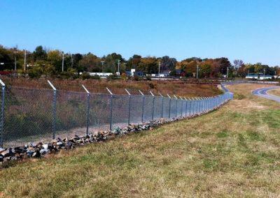 Dobbins Chain Link Fence (7)