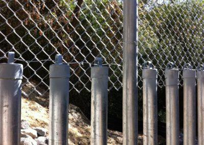 Dobbins Creek Crossing Security Fencing (6)