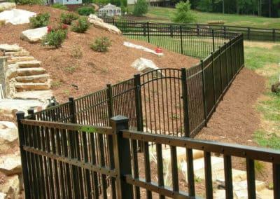 Dunwoody Aluminum Pool Fence (1)