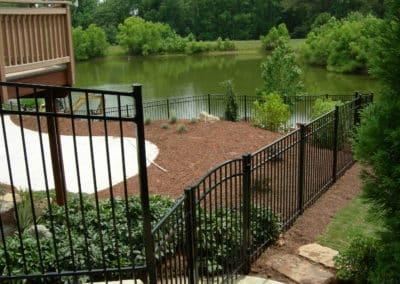 Dunwoody Aluminum Pool Fence (2)