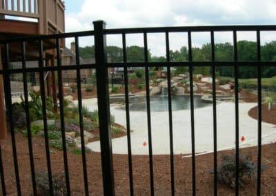 Dunwoody Aluminum Pool Fence (3)
