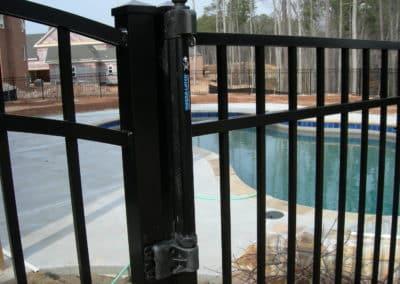 Dunwoody Aluminum Pool Fence (4)
