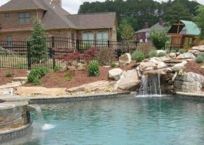 Dunwoody Aluminum Pool Fence (5)