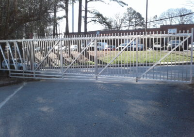 Challenging Automated Gate Installation - Atlanta