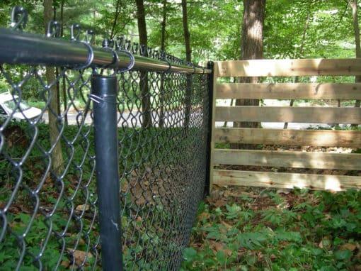 Horizontal Rail Fencing – Buckhead