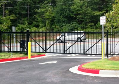 Kennesaw State University Perimeter Fencing (3)
