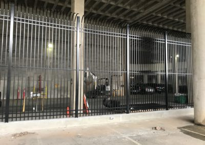 Parking Deck Fencing - Atlanta
