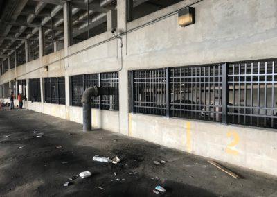 Parking Deck Fencing – Atlanta