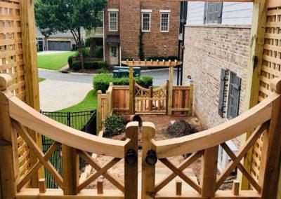 Artisan Fence Gates Atlanta GA