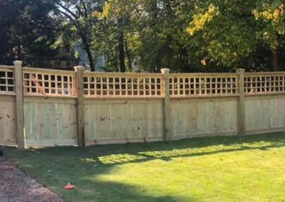 custom artisan fence